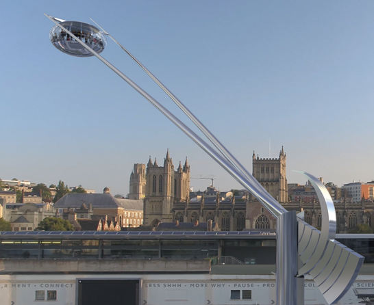 CGI of Arc Bristol